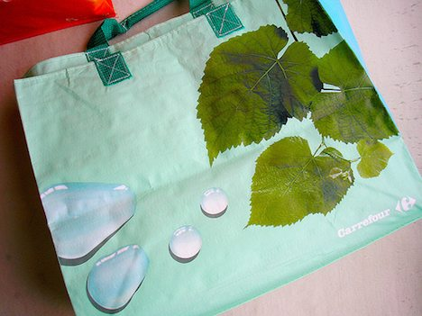 Reusable shopping bag