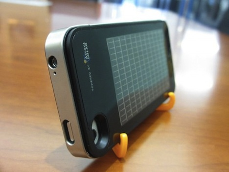 Enerplex iPhone solar charger