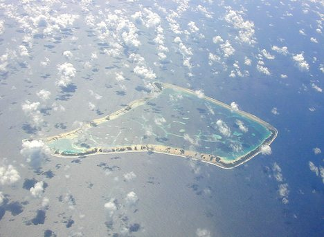 Fakaofo Atoll Tokelau