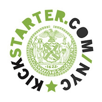 Kickstarter NYC logo