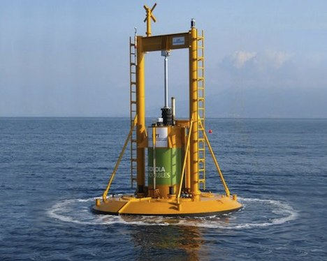 Ocean Power Technologies PowerBouy