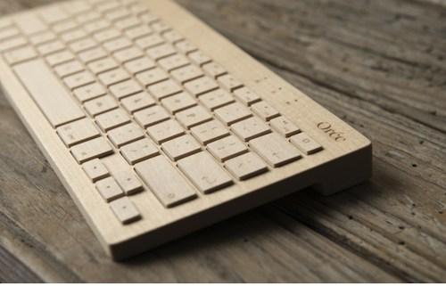 Maple keyboard