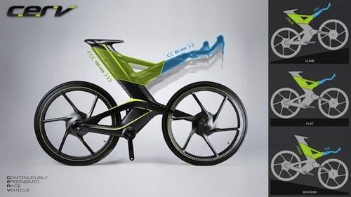 CERV bike concept