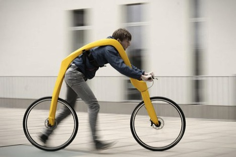 FLIZ pedal-less bike concept