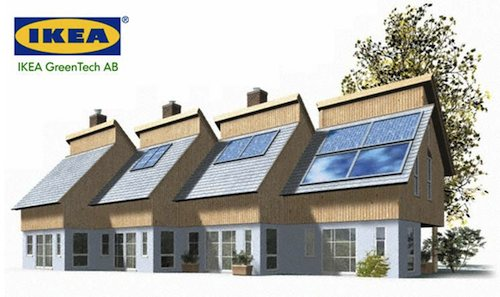 IKEA cleantech