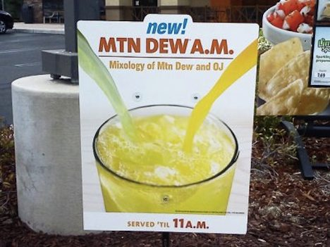 Mountain Dew A.M.