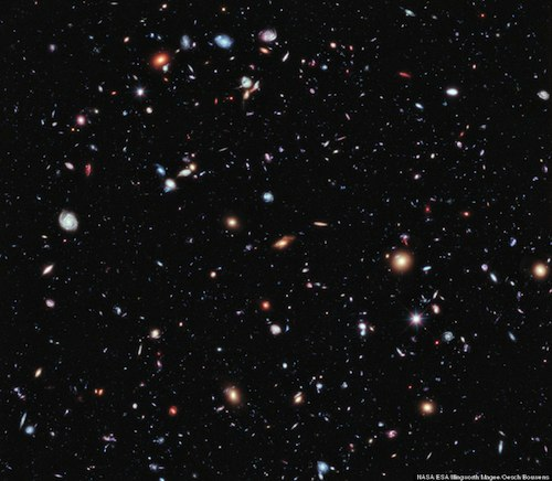 Hubble eXtreme Deep Field – XDF