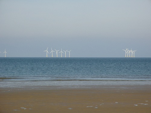 Offshore wind farm – UK