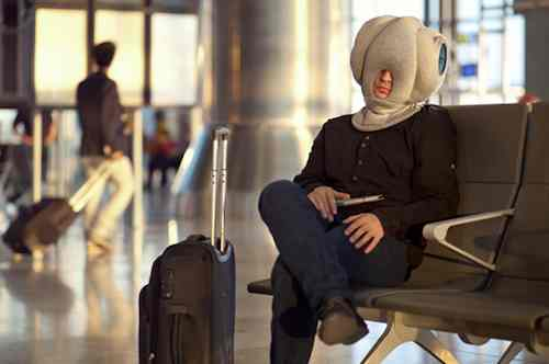 Ostrich Pillow - Airport