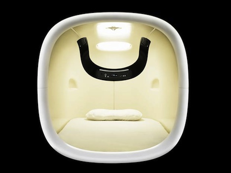 Sleeping pod