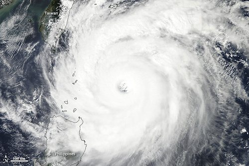 Super Typhoon Jelawat