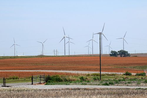 Wind farm – Oklahoma