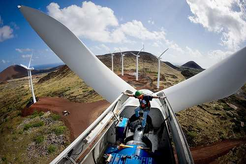 Wind turbine operations