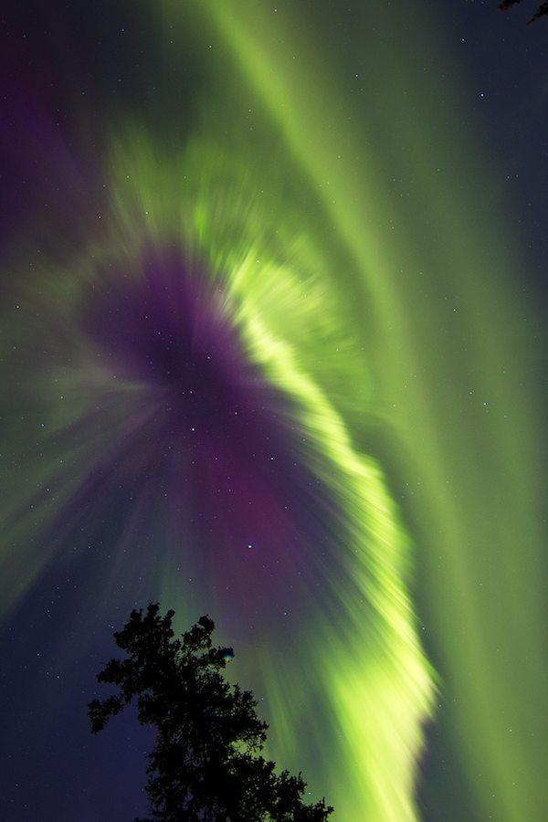 Northern aurora