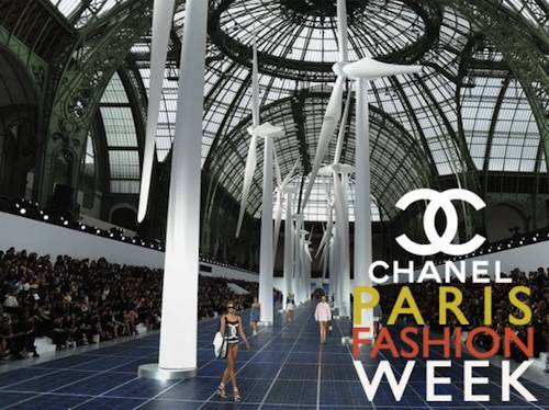 Chanel Paris Fashion Week 2013