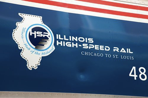 Illinois Hight Speed Rail