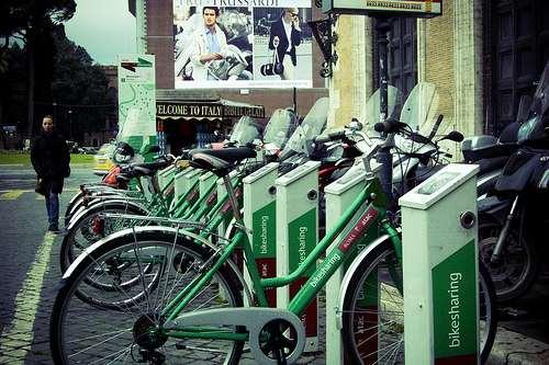 Italy bike hire