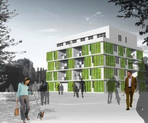 Living building – Germany
