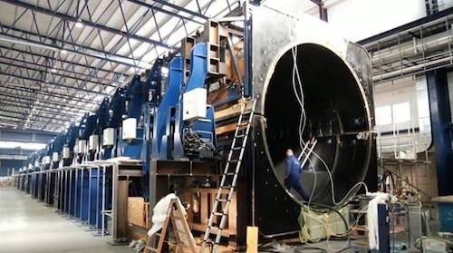 Vestas manufacture
