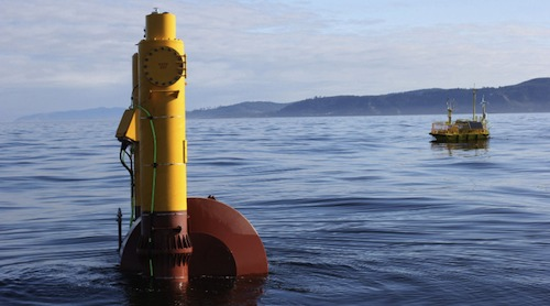 WET-NZ wave power converter
