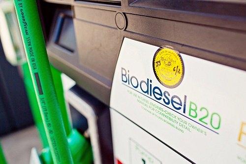 Propel B20 biofuel