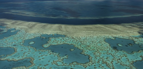 Great Barrier Reef – Australia