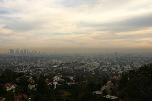 Los Angeles air pollution