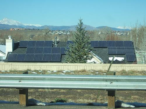 Solar panels - Colorado