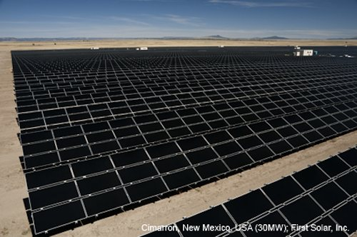 FirstSolar project New Mexico