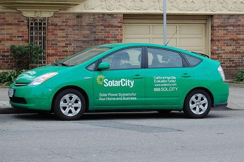 SolarCity Car