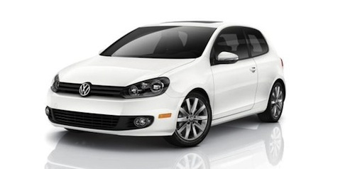 VW Golf plug-in hybrid