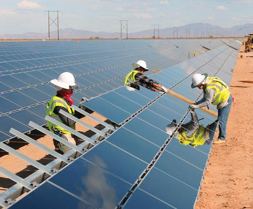 Solar Likely to be World's Main Source of Electricity by 2050: IEA post image