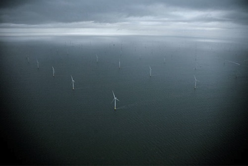 London Array wind farm
