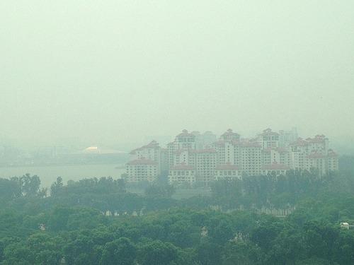 Singapore smog – June 2013