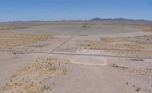 Solar power plant – Arizona