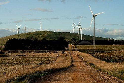 Australian wind farm