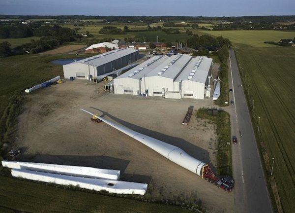 Longest wind turbine blade
