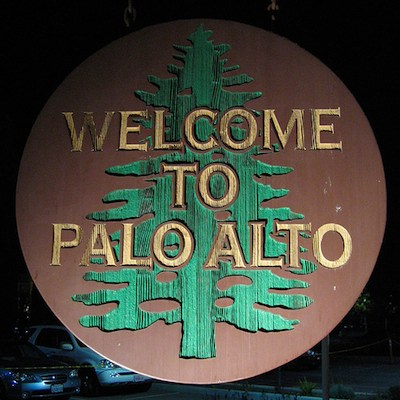 Palo Alto sign