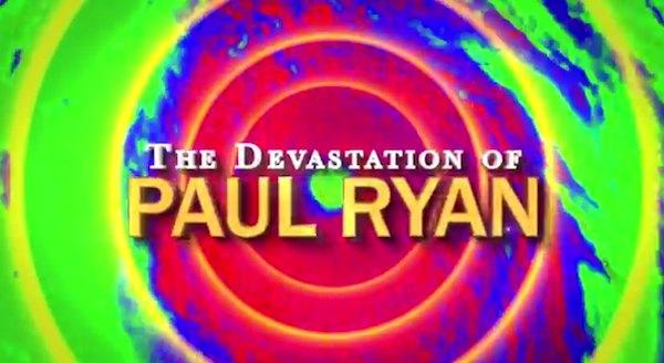Devastation of Paul Ryan