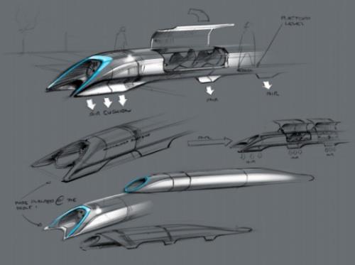 Hyperloop pods