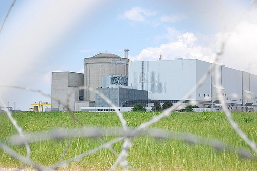 Nuclear power plant – France