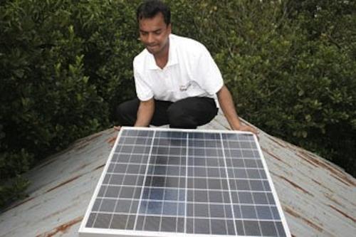 Grameen Shakti solar