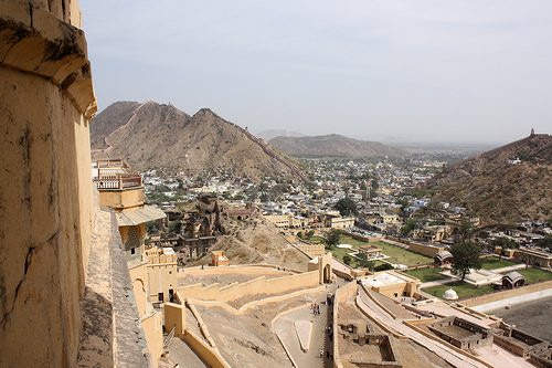 Jaipur, the capital of Rajasthan