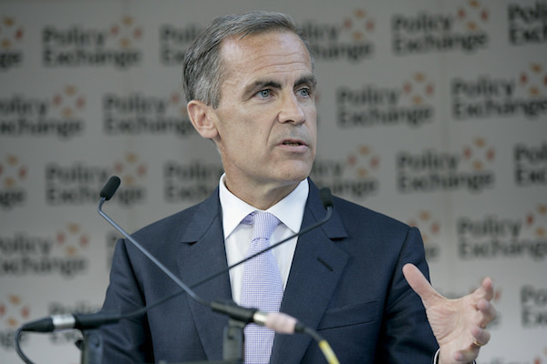 Bank of England Governor Warns of Climate Risk to Financial Stability post image